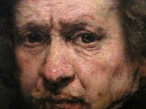 El gran pintor Holandés Rembrandt